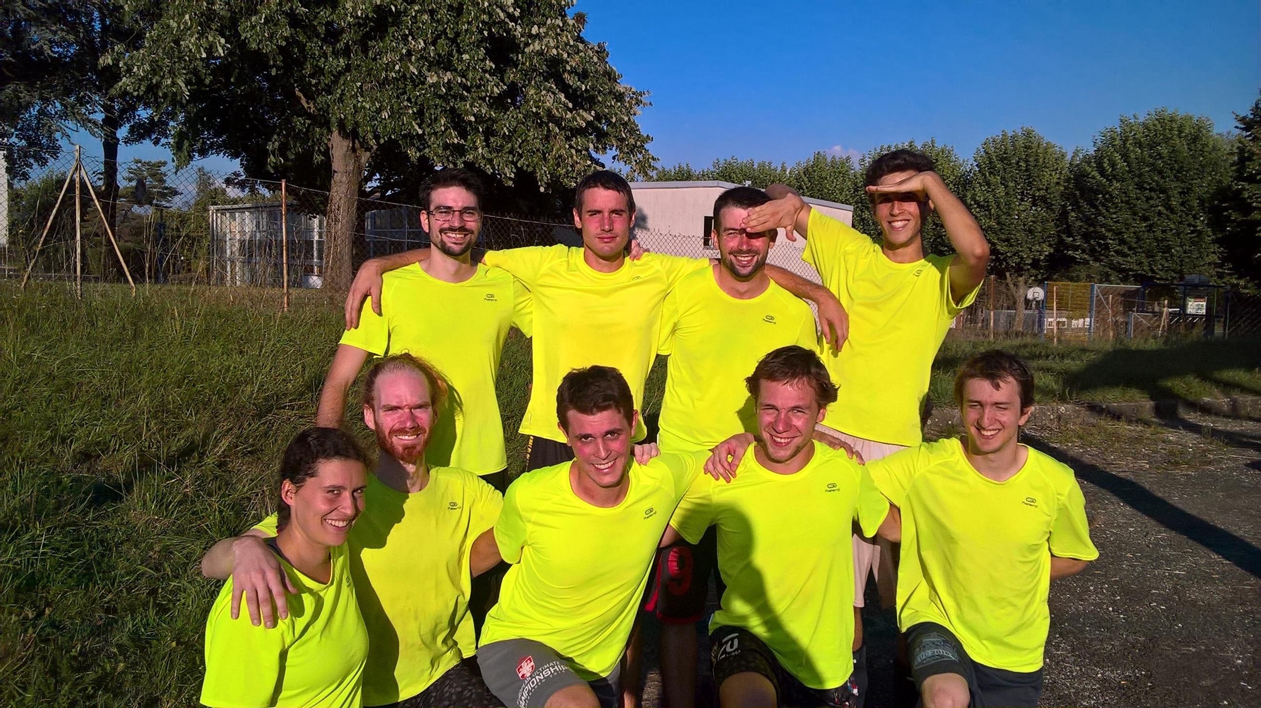 Equipe Vesoul 2016